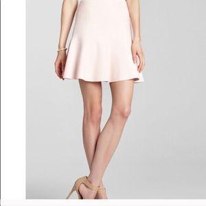 Bcbg Ingrid dusty pink skirt